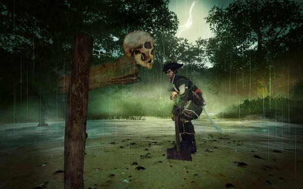 Risen 2: Dark Waters (Korsan Oyunu) yeni görseller -GALERİ - Page 1