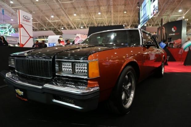 Riyad Motor Show'da öne çıkan modeller - Page 1