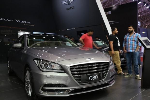 Riyad Motor Show'da öne çıkan modeller - Page 3