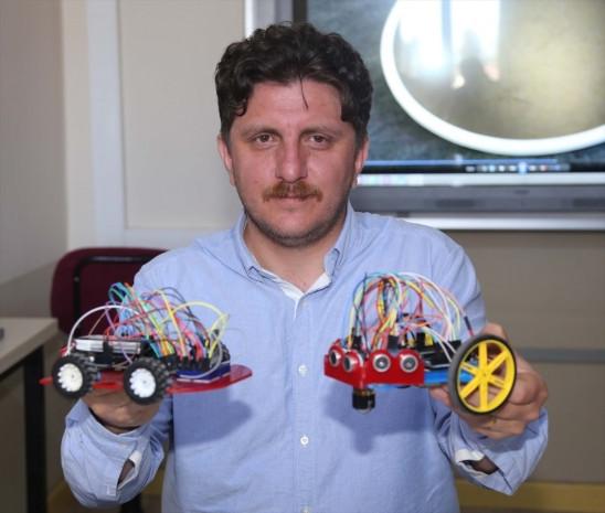 Rizeli liseliler 3 robot icat etti! - Page 2