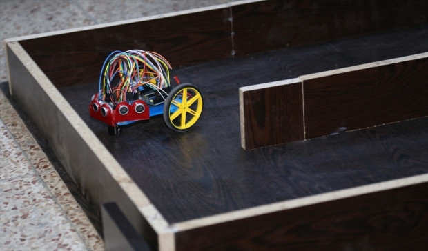 Rizeli liseliler 3 robot icat etti! - Page 3