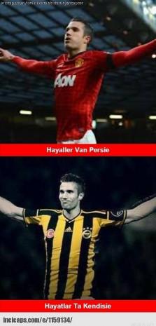 Robin Van Persie'nin Fenerbahçe'ye transferiyle ilgili yapılmış 18 caps - Page 4