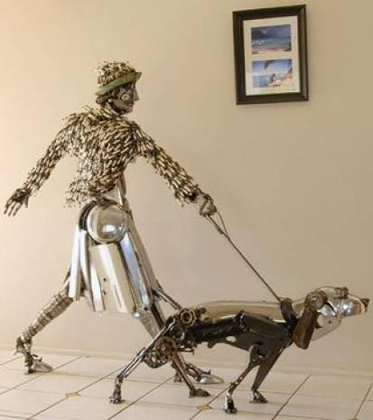 İlginç tasarımları ile robot hayvanlar - Page 1