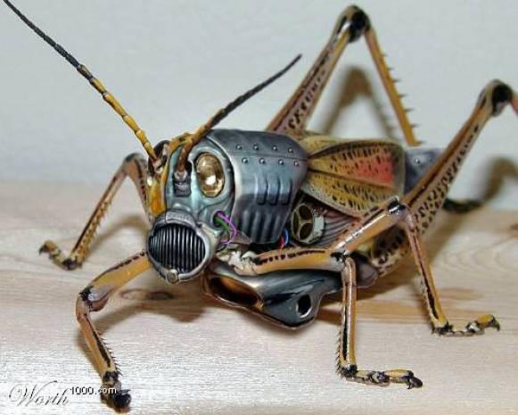 İlginç tasarımları ile robot hayvanlar - Page 2