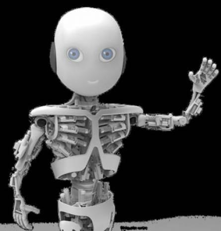 'Robot oğlan' ev işlerinde yardım etmeye geliyor - Page 1