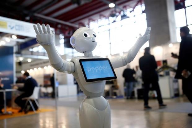 Robotlar Global Robot Expo'da görücüye çıktıBu - Page 1