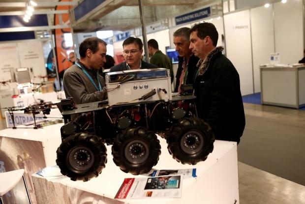 Robotlar Global Robot Expo'da görücüye çıktıBu - Page 2