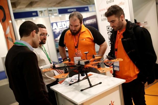 Robotlar Global Robot Expo'da görücüye çıktıBu - Page 4