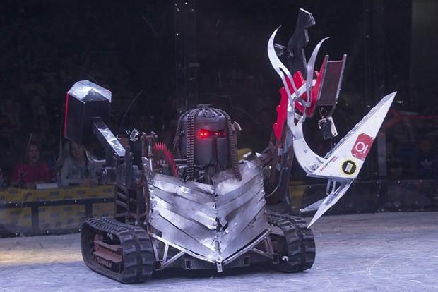 Robotlar Savaşı 2016 - Page 2