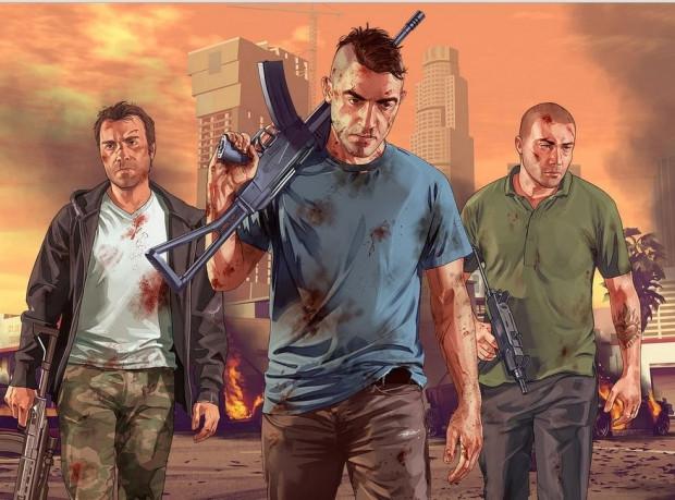 Rockstar Games,  GTA V''e harika bir güncelleme sağlıyor - Page 1