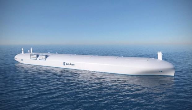 Rolls-Royce, 2020 yılına kadar robot gemileri yapacak - Page 2