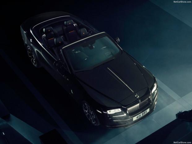 Rolls-Royce Dawn Black Badge 2017 - Page 2
