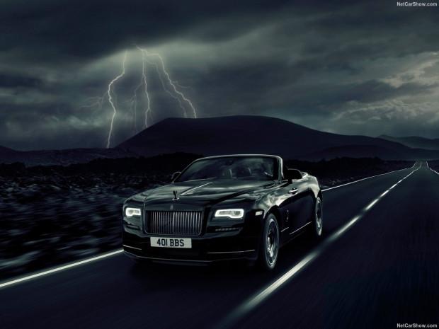 Rolls-Royce Dawn Black Badge 2017 - Page 3