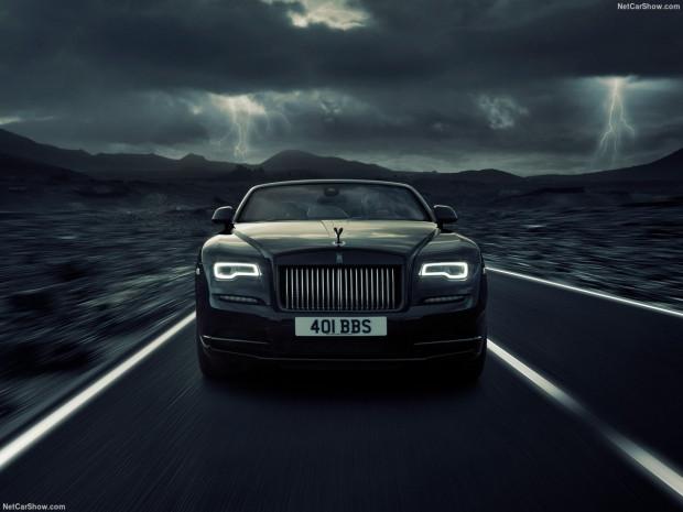 Rolls-Royce Dawn Black Badge 2017 - Page 4