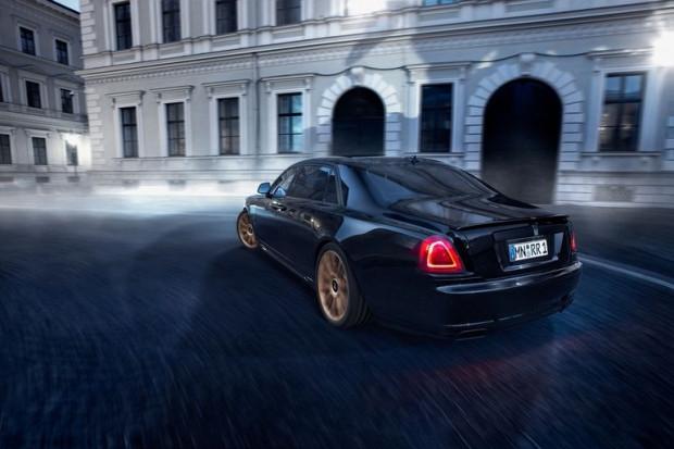 Rolls-Royce Hayalet  II serisi - Page 1