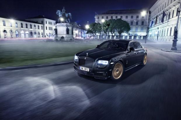 Rolls-Royce Hayalet  II serisi - Page 2