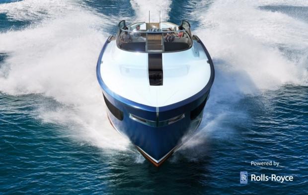 Rolls-Royce-powered Aeroboat S6 hız ve lüksün yeni adı - Page 1