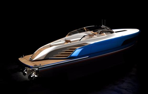 Rolls-Royce-powered Aeroboat S6 hız ve lüksün yeni adı - Page 2