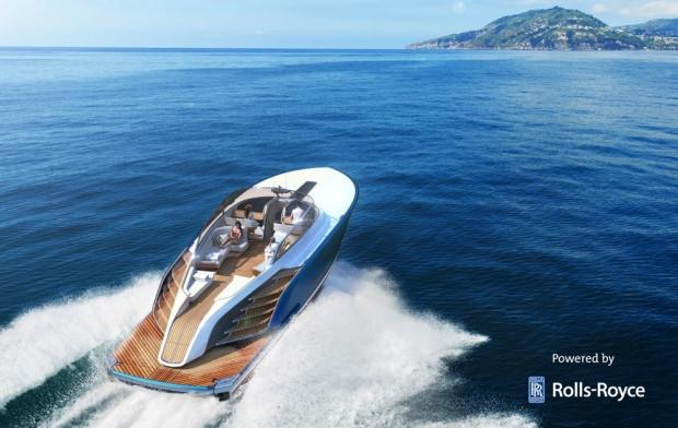 Rolls-Royce-powered Aeroboat S6 hız ve lüksün yeni adı - Page 3