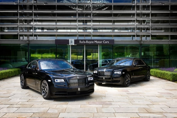 Rolls-Royce siyahın asaletini güçle birleştirdi - Page 1