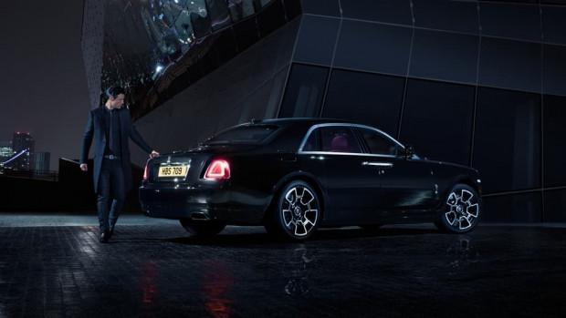 Rolls-Royce siyahın asaletini güçle birleştirdi - Page 4