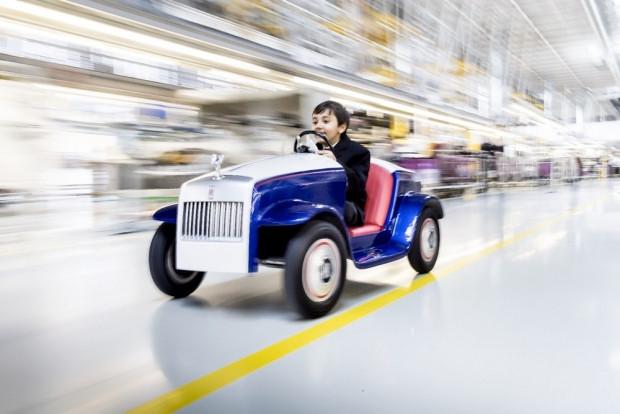 Rolls-Royce SRH'nin vip üyelerine jesti! - Page 1