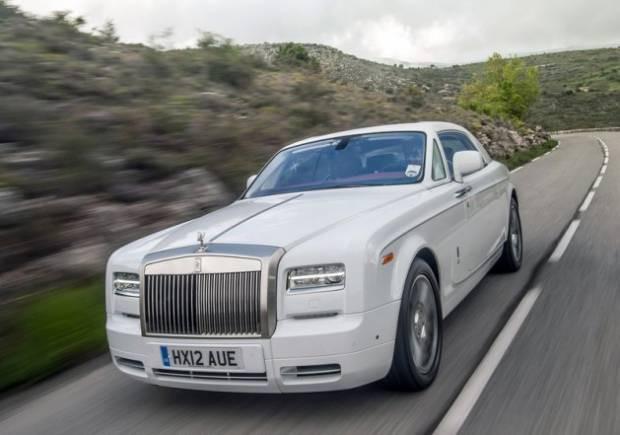 Rolls-Royce  yeni starı Phantom Coupe'yi tanıttı! - Page 3