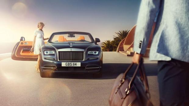 Rolls Royce'tan üstü açık süper lüks otomobil: Dawn - Page 1
