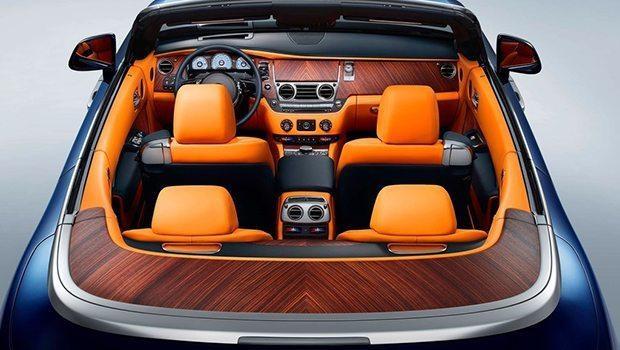 Rolls Royce'tan üstü açık süper lüks otomobil: Dawn - Page 2