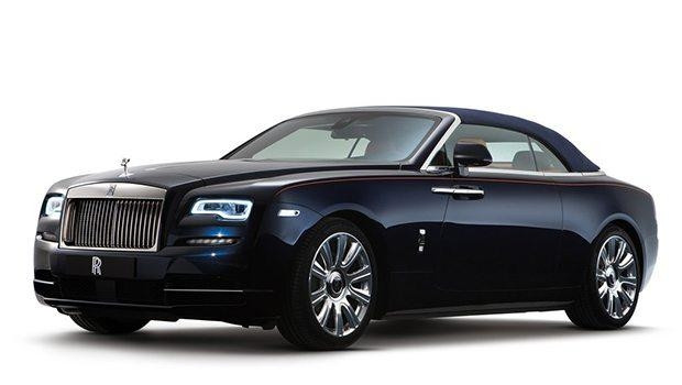 Rolls Royce'tan üstü açık süper lüks otomobil: Dawn - Page 3