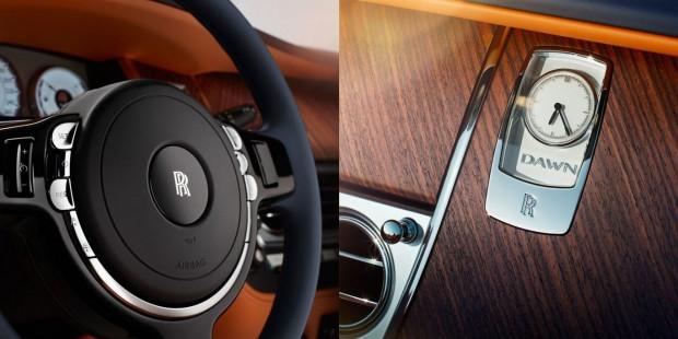 Rolls Royce'tan üstü açık süper lüks otomobil: Dawn - Page 4