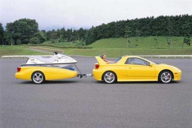Römork tutkunlarının otomobil tasarımları - Page 1