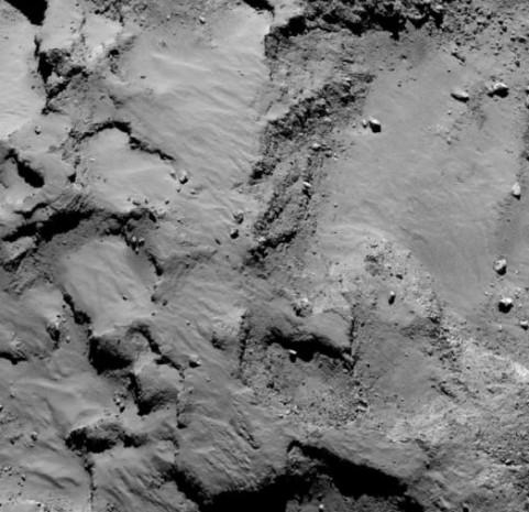 Rosetta uzay aracından ilk görüntüler! - Page 1