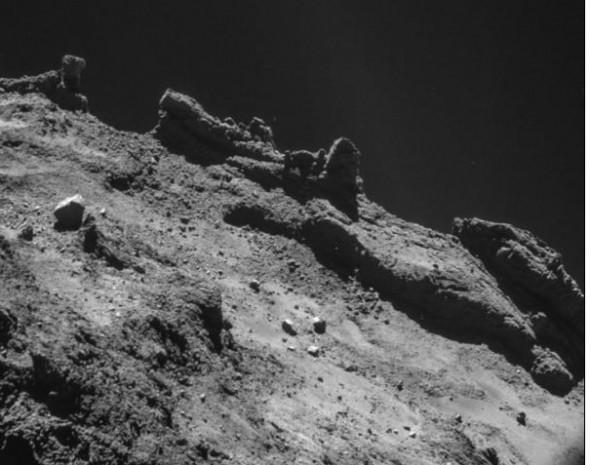 Rosetta uzay aracından ilk görüntüler! - Page 4