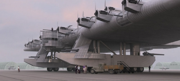 Rus havacılık mühendislerinin gizli projesi - Page 2