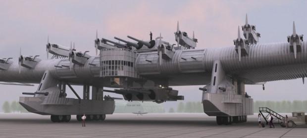 Rus havacılık mühendislerinin gizli projesi - Page 3