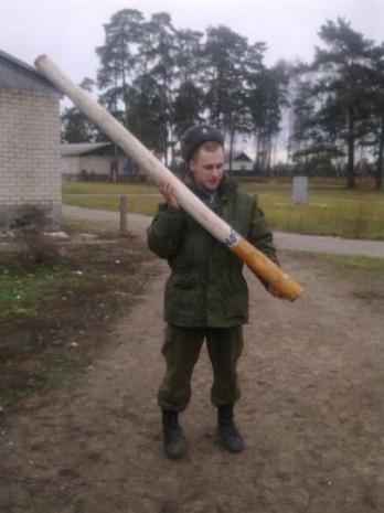 Rus ordusunda ilginç ceza yöntemleri - Page 4
