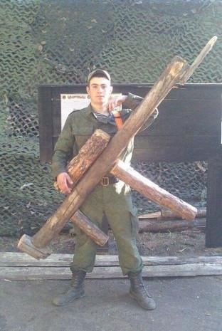Rus ordusunda sıra dışı ceza yöntemleri! - Page 3