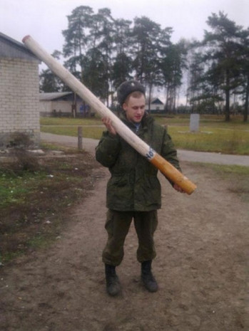 Rus ordusunda sıra dışı ceza yöntemleri! - Page 4