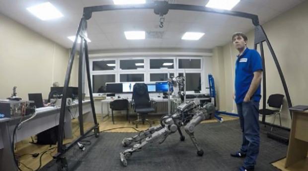 Rus robot FEDOR performansını sergiledi - Page 4