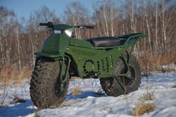 Rus yapımı Taurus 2x2 ile off-road bambaşka - Page 1