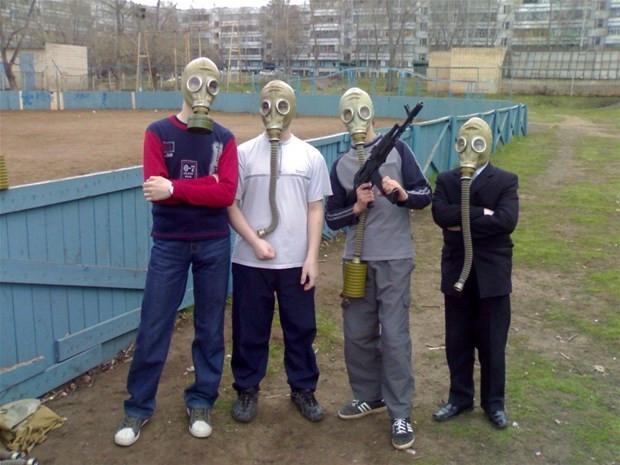 Ruslar Zalımların sosyal medyada yaptıkları olay paylaşımlar - Page 3