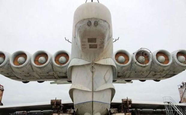 Rusların gizli silahı Hazar Denizi Canavarı! - Page 1
