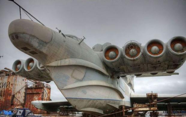 Rusların gizli silahı Hazar Denizi Canavarı! - Page 2