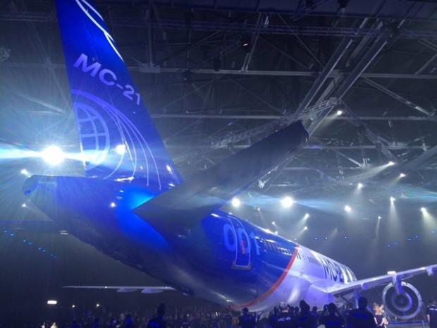Rusya, Airbus ve Boeing'e rakip Irkut MC-21 tanıttı - Page 4