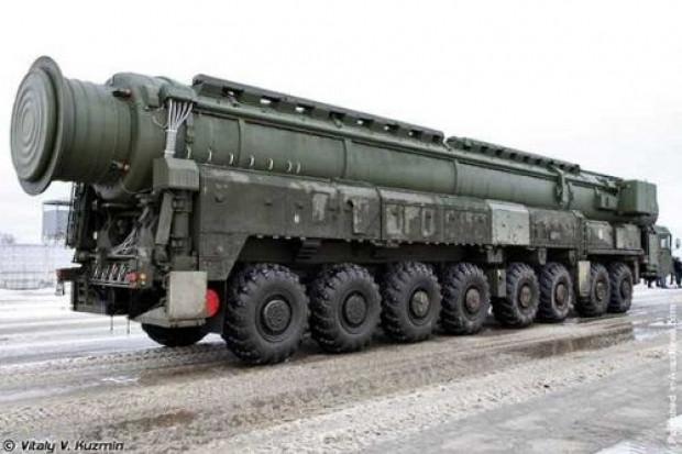 Rusya Balistik Füzesi, YARS RS-24'ü deneyecek! - Page 1