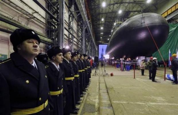 Rusya ilk elektrikli denizaltı yapımını bitirdi! - Page 1