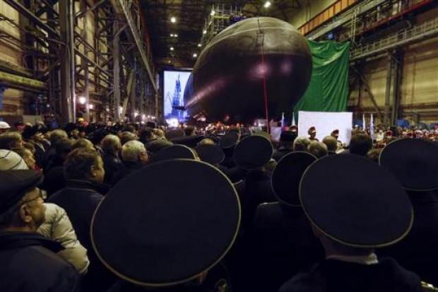 Rusya ilk elektrikli denizaltı yapımını bitirdi! - Page 2