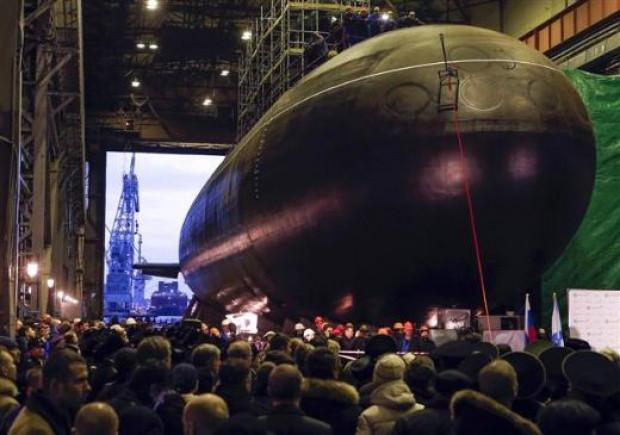Rusya ilk elektrikli denizaltı yapımını bitirdi! - Page 3