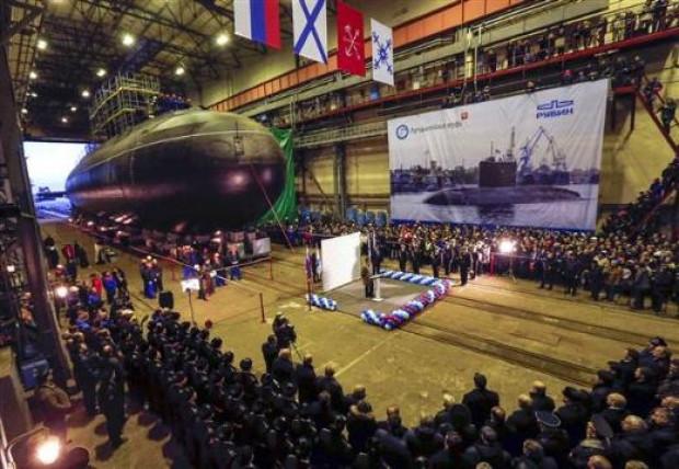 Rusya ilk elektrikli denizaltı yapımını bitirdi! - Page 4